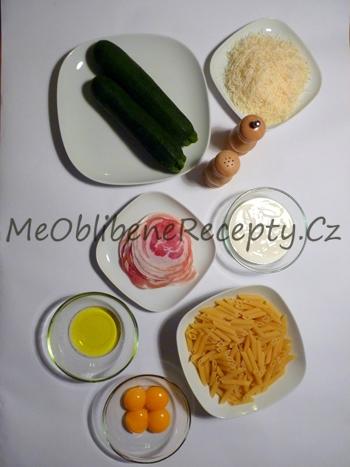 Těstoviny carbonara