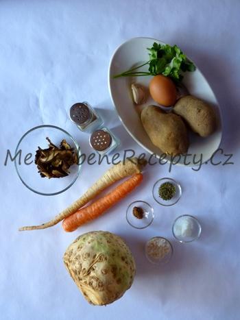 Bramboračka ze sušených hub
