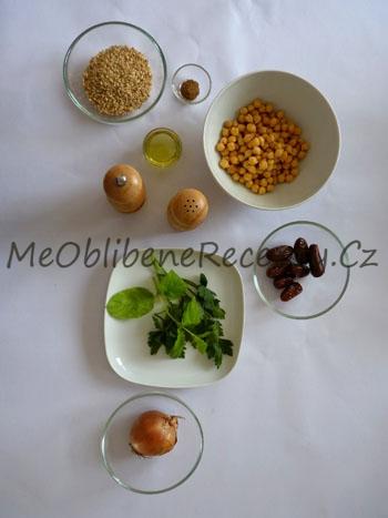 Rýžový salát ze Středního východu