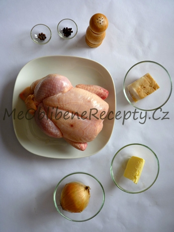 Kuře ala bažant